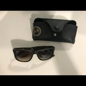 """Ray Ban """"Justin"""" tortoise color"""
